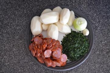 Caldo Verde Ingredients